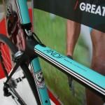 Именной велосипед Энди Шлека