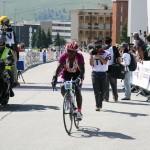 Чернокожие спортсмены - большая редкость в велоспорте
