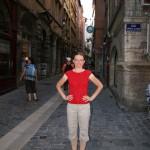 Лион - старый город