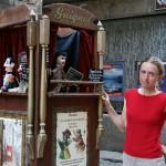 Кукольные персонажи - символ Лиона