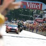 Победитель этапа норвежец Эдвальд Хаген