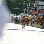 Финиш в Пинеролло