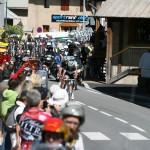 Энди Шлек мчится к своей победе на перевале Галибье