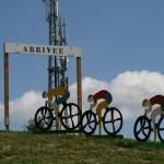 Во Франции велоспорт любят все