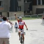 Победитель 1 этапа Роббин Катте