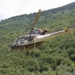 Вертолеты - неизбежный атрибут Тура
