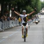 Победитель 2 этапа Николя Ру