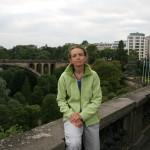 Городские пейзажи Люксембурга